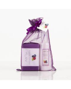 Oregon Berry Mini Gift Bag, Jenteal Soaps