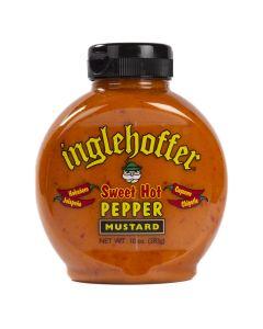 Inglehoffer Sweet Hot Pepper Mustard 10oz
