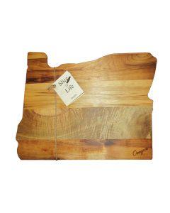 Oregon Myrtlewood Cutting Board