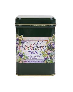 Wild Huckleberry Tea Tin, Huckleberry Haven 20ct.