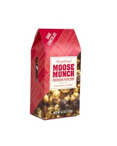 Moose Munch Dark Chocolate Popcorn, Harry & David 4.5oz