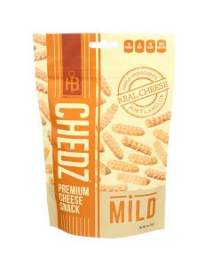 Chedz Premium Mild Cheese Snack 4 oz.