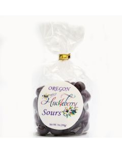 Huckleberry Sours Candy: Huckleberry Haven