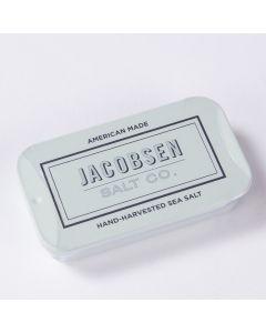 Jacobsen Salt Co. Sea Salt Slide Tin, .42oz