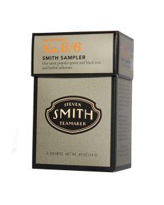 Steven Smith Tea Sampler, 6 pack