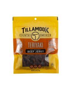 Tillamook Country Smoker Teriyaki Beef Jerky 2.5 oz