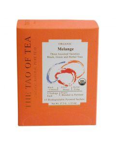 Melange, The Tao Of Tea 15 Sachets
