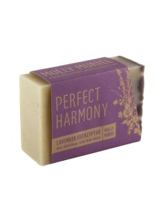 Perfect Harmony Lavender Eucalyptus Natural Bar Soap By Molly Muriel 5oz