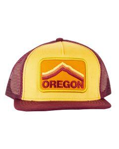 Oregon Mountain Summer Hat