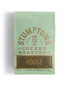 House Blend Whole Bean Coffee, Stumptown Coffee 12oz