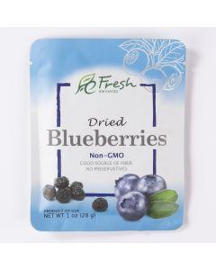 Dried Blueberries, Fresh Elements 1oz