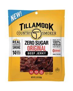 Tillamook Simply Crafted Zero Sugar Beef Jerky 2.2 Oz