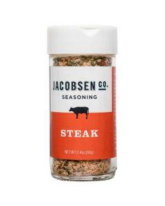 Jacobsen Co Steak Seasoning 2.4oz Lifestyle