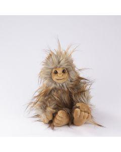 9 Inch Fuzzy Bigfoot Plush