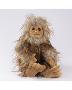 "11"" Fuzzy Bigfoot Plush"