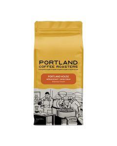 Portland House Whole Bean Coffee, Portland Coffee Roasters 12oz