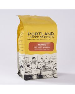 Morning Whole Bean Coffee, Portland Coffee Roasters 12oz