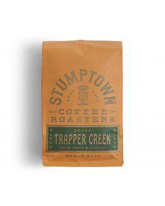 Trapper Creek Whole Bean Coffee, Stumptown Coffee 12oz