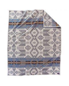 Pendleton Silver Bark Wool Blanket, King