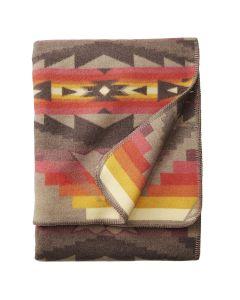 Pendleton Sierra Ridge Craftsman Blanket, Twin
