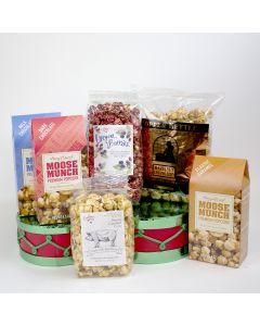 Popcorn Party Gourmet Gift Basket