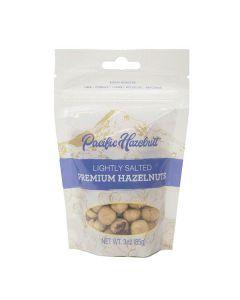 Lightly Salted Premium Hazelnuts, Pacific Hazelnuts 3oz