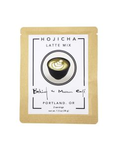 Hojicha Latte Mix, Behind the Museum Cafe 1.3oz