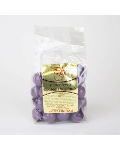 Pacific Hazelnut Farms Marionberry Chocolate Covered Hazelnuts 8oz