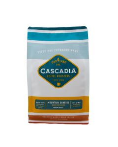 Cascadia Coffee Roasters Mountain Sunrise