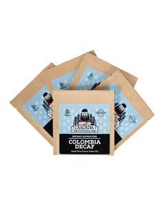Cascadia Roasters Columbia Decaf Instant Coffee, 1 Sachet Single Serve