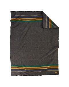 Pendleton Yakima Camp Oxford Blanket, Twin