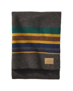 Pendleton Yakima Camp Oxford Blanket, Queen Folded