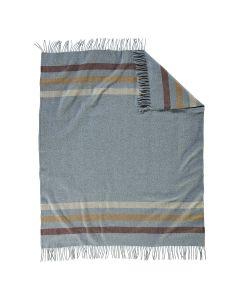 Pendleton Eco-Wise Stripe Shale Throw
