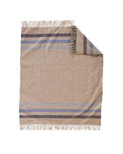Pendleton Eco-Wise Stripe Fawn Throw