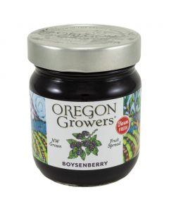 Boysenberry Fruit Spread, Oregon Growers 12oz