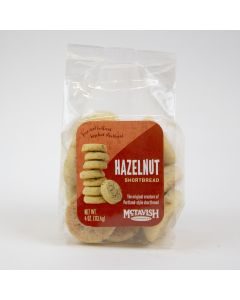 McTavish Hazelnut Shortbread Cookies 4 oz.