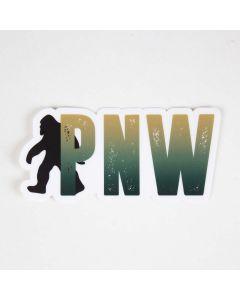 Bigfoot NW Sticker