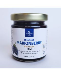 Seedless Marionberry Jam, St Cousair 5oz