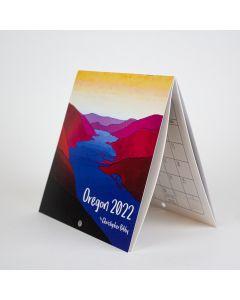 2022 Scenic Oregon Mini Calendar, Christopher Bibby