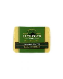 Vampire Slayer Garlic Cheddar Cheese