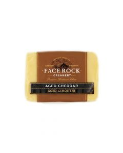 Face Rock Aged Cheddar Cheese 6oz