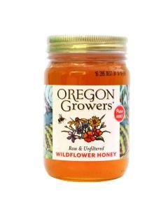 Wildflower Honey, Oregon Growers 18oz