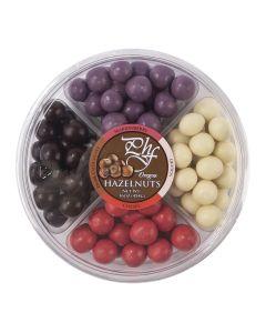 Pacific Hazelnut Farms Chocolate & Yogurt Coated Hazelnuts 16 oz.