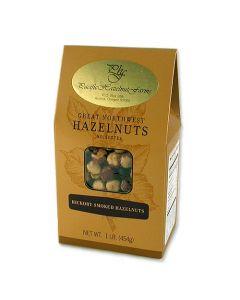 Great Northwest Hickory Smoked Hazelnuts 16 oz.