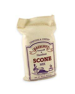 Hazelnut Buttermilk Scone Mix, Crabtree Company