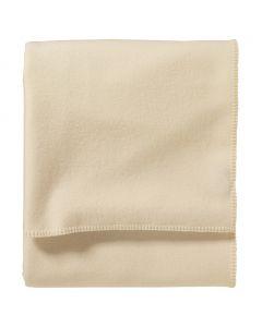 Pendleton White Eco-Wise Washable Wool Blanket
