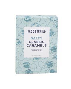 Jacobsen Sea Salt Caramels 6.5 oz.
