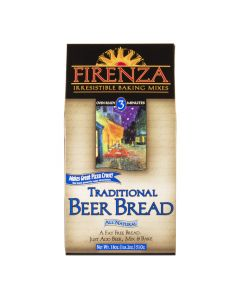 Traditional Beer Bread Mix, Great Recipes: Firenza 18oz