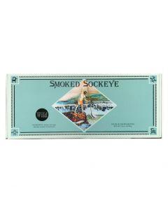 Tony's Smoked Wild Sockeye Salmon 16 oz.