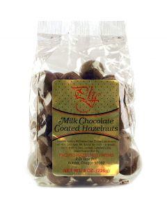Pacific Hazelnut Farms Milk Chocolate Hazelnuts 8 oz.
